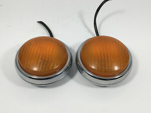 MERCEDES-BENZ W108 W109 RIGHT/LEFT FOG LIGHT SET OEM