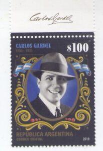 2019 ARGENTINA Homage to Carlos Gardel, Tango