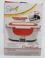 SPICE Amarillo INOX Speisewärmer 1,5 L Digitale rot