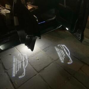 2010 -2019 LC200 FJ200 Door Welcome Light Door Lamp For Toyota Land Cruiser 200