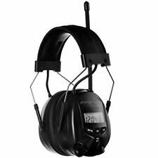 Protear Radio Battery Mowing Lawn Shooting Electronic Noise Reduction Ear Muffs