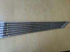 New listing Dynamic Gold X100 Shafts 4-PW - .355 Taper Pulls X Flex Steel Iron
