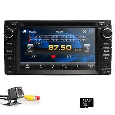 GPS For Toyota Corolla Camry Pardo Car DVD Player Radio Stereo DAB Navigation BT