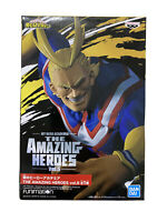 All Might My Hero Academia The Amazing Heroes Vol. 5 Figure Authentic.