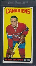 1964/65 Topps #003 Terry Harper Canadiens EX *42