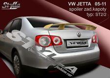SPOILER REAR BOOT TRUNK TAILGATE VW VOLKSWAGEN JETTA 5 MK5 MKV WING ACCESSORIES