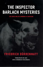 The Inspector Barlach Mysteries: The Judge And His Hangman And Suspicion (Paper.