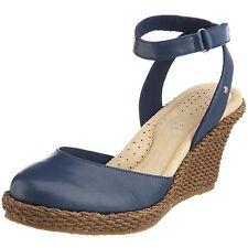 Rockport Emily Wrap Espadrilles Chaussures Femme 41 Sandales Adiprene Adidas UK7