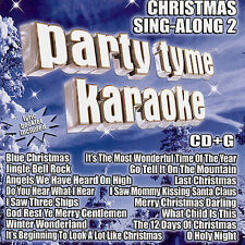 Party Tyme Karaoke - Christmas Sing-Along 2 (16-song CD+G) by Party Tyme Karaok