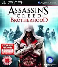 Assassin's Creed: Brotherhood ~ PS3 (in Good Condition)