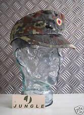 Esercito Tedesco Flecktarn Camouflage Cappello Con Visiera/cappello Taglia 55cm