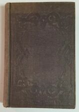 Footprints of Famous Men 1854 1st Ed. John Edgar Inspiring Biographies for Boys