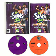Game The Sims 2 Nuits De Madness / Disk Additional On PC