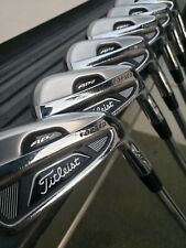 Used Titleist AP2 712 Forged Iron Set 6-P,W XP R300 Regular Flex Steel Shafts