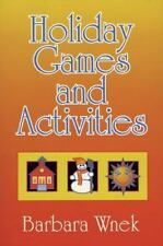 Holiday Games and Activities
