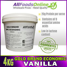 WPC - 4KG GOLD BRAND ECONOMIC WPC - VANILLA