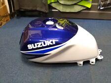 GENUINE SUZUKI GSX1400 FUEL PETROL TANK 2003 K3 L99 BLUE WHITE