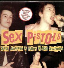 33 T - SEX PISTOLS - Sex Anarchy & Rock n ' roll swindle