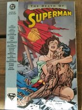DC: The Death of Superman (1st Print)