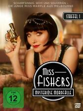 5 DVD-Box ° Miss Fishers mysteriöse Mordfälle ° Staffel 1 ° NEU & OVP