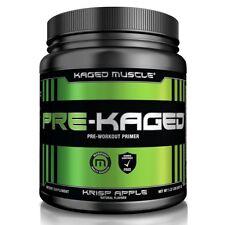 Kaged Muscle Pre-Kaged Pre-Workout Powder 20 Servings - KRISP APPLE