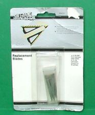 Game Tracker Terminator Double Cut Serrated Broadhead Replacement Blades New Pak