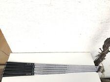 5x True Temper XP90 R300 Regular Flex Shafts 3.55 With Golf Pride Grips