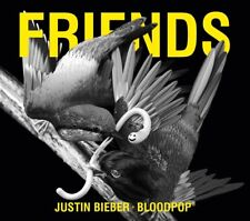JUSTIN BIEBER / BLOODPOP - FRIENDS   (CD Single) Sealed