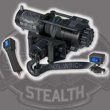 KFI SE35 Stealth Winch & Winch Mount For 2013-2015 John Deere Gator RSX850i