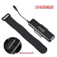 8.4V 10400mAh Akku Pack Wasserdicht Batterie Für LED Fahrrad Fahrradlampe Licht