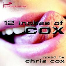 NEW - 12 Inches of Cox by Chris Cox & Thunderpuss