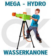 Mega-Hydro Wasserkanone XXL Wasserpistole mit Stativ! ...bis zu 12m Reichweite.