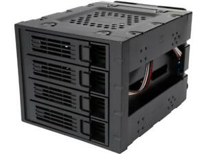 """Rosewill RSV-SATA-Cage-34 - Hard Disk Drives - Black, 3 x 5.25"""" to 4 x 3.5"""" Hot-"""