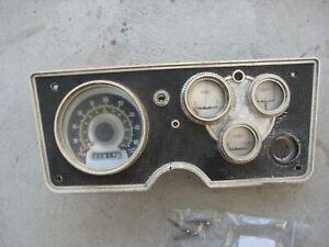 Chrysler Valiant AP5 AP6 Instrument Cluster - Refer Description Happy to Post