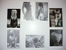 Lot  7  Cartes Postales   FEMMES  SEXY  Women  Femme  Woman