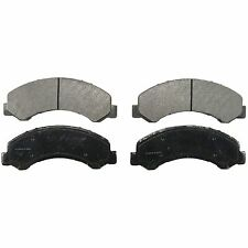 FRONT BRAKE PADS for CHEVROLET GMC SEMI METALLIC W3500 TILTMASTER W3500 FORWARD