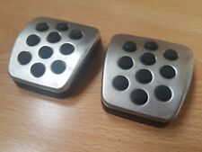 Genuine Vauxhall Aluminium Sports Pedals x2 - Meriva A VXR Astra H & Others