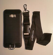 Samsung Galaxy S8 Plus Case and Neckstrap Lanyard  Samsung S8 Plus  by  PODFOB