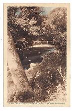 avallon ,vallée ducousin , le pont des gardes