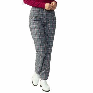 Daily Sports Catleya Black Plaid Womens Golf Pants