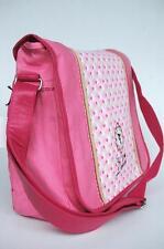 PUSSY DELUXE TASCHE MESSENGER BAG  FRUITS pink NEU
