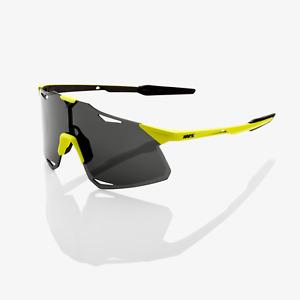 100% Percent Cycling Sunglasses - Matte Banana / Smoke Lens