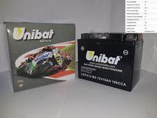 BATTERIA MOTO UNIBAT CBTX12-BS 12V 10 AH DAELIMSQ S2 Freewing1252006-2008