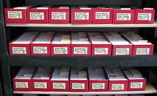WORLDWIDE MINT STOCK:(1000) DIFFERENT.IDENTIFIED, IN CARDS,100% READY TO RESELL!
