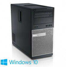 Dell Optiplex 9020 Quad Core i5-4670 @ 3,4 GHz 4 GB Ram 128 GB SSD Windows 10