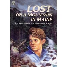 Lost on a Mountain in Maine by Joseph Egan and Donn Fendler (1992, Paperback)