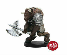 D&D Miniatures Minotaur Mangler #31 Lords Of Madness