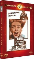 I Saw What You Did (And I Know Who You Are) (1965) * Joan Crawford Region 2 DVD