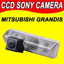 Sony CCD Mitsubishi Grandis car reverse rear view back up camera auto kamera GPS