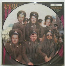 "FAITH NO MORE Midlife Crisis 1992 UK Limited Edition 12"" PICTURE DISC + Booklet"